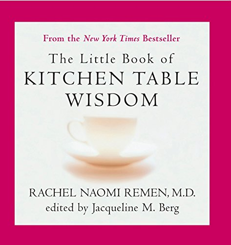 9781594482502: Little Book of Kitchen Table Wisdom: Stories That Heal