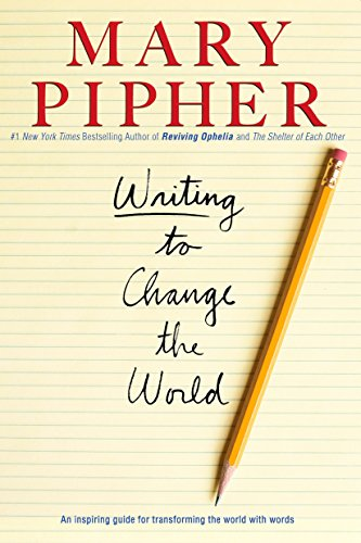 9781594482533: Writing to Change the World