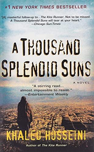 9781594483073: Thousand Splendid Suns (a)