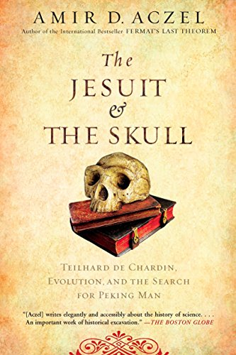 9781594483356: The Jesuit and the Skull: Teilhard de Chardin, Evolution, and the Search for Peking Man