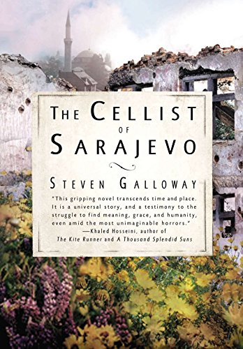 9781594483653: The Cellist of Sarajevo