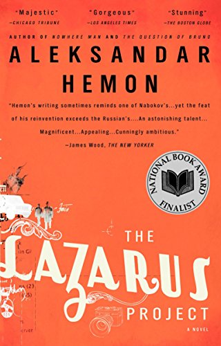 9781594483752: The Lazarus Project