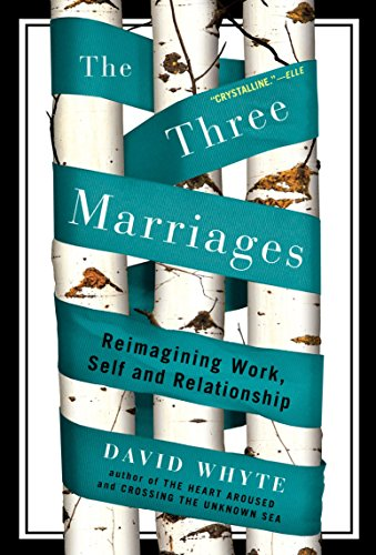 9781594484353: The Three Marriages: Reimagining Work, Self and Relationship