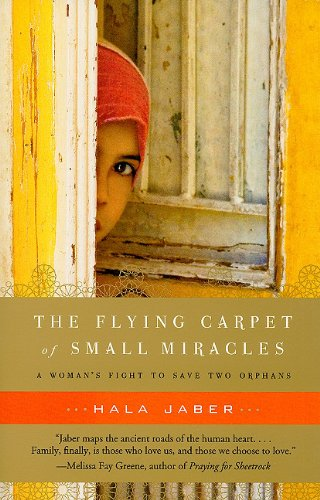 9781594484667: The Flying Carpet of Small Miracles: One Woman's Fight to Save Two Orphans of War