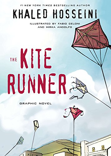 The Kite Runner Graphic Novel 1st 1st Signed