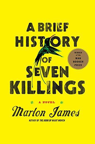 9781594486005: A Brief History of Seven Killings: A Novel