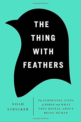 9781594486357: The Thing with Feathers: The Surprising Lives of Birds and What They Reveal About Being Human