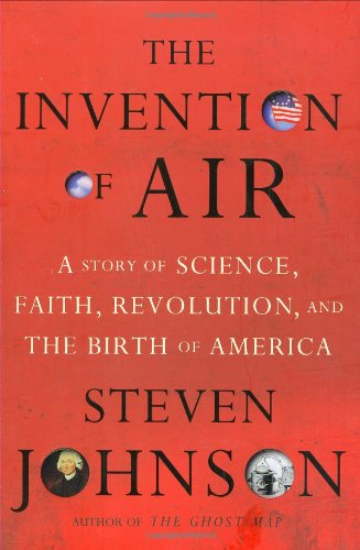 The Invention of Air (1594488525) by Steven Johnson