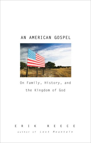 9781594488597: AN American Gospel: On Family, History, and the Kingdom of God