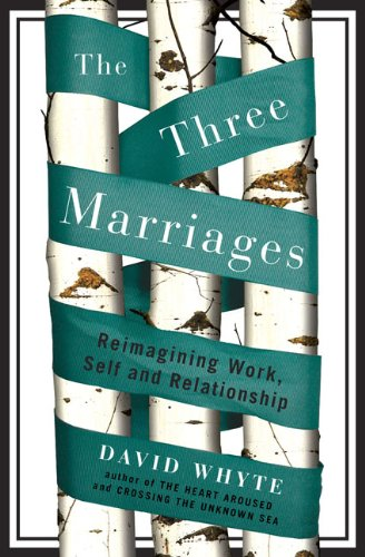 9781594488603: The Three Marriages: Reimagining Work, Self and Relationship