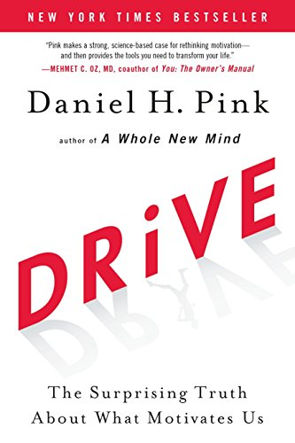 9781594488849: Drive: The Surprising Truth About What Motivates Us