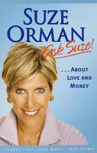 Ask Suze About Love and Money: suze orman