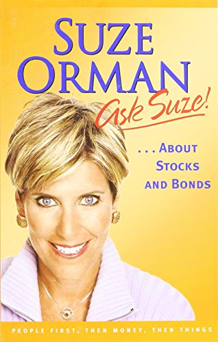 9781594489693: Ask Suze About Stocks and Bonds