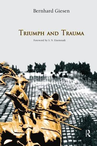 9781594510380: Triumph and Trauma (The Yale Cultural Sociology Series)