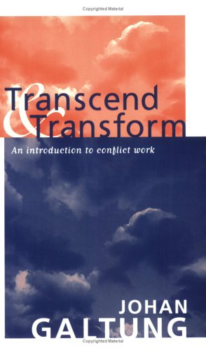 9781594510632: Transcend and Transform: An Introduction to Conflict Work