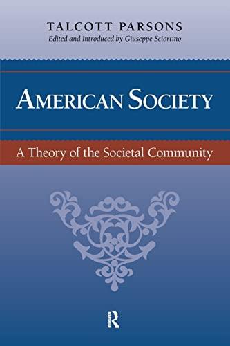 9781594512285: American Society (Yale Cultural Sociology)