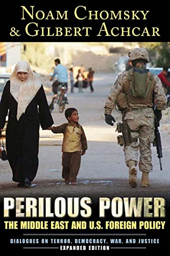 9781594513138: Perilous Power: The Middle East and U.S. Foreign Policy Dialogues on Terror, Democracy, War, and Justice