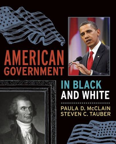 9781594514975: American Government in Black and White