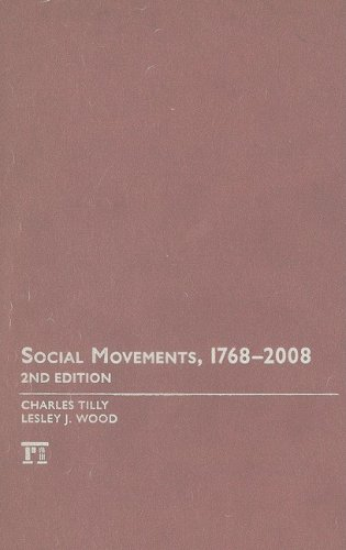 9781594516108: Social Movements, 1768-2008