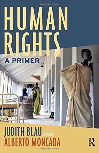 Human Rights: A Primer: Blau, Judith; Moncada,