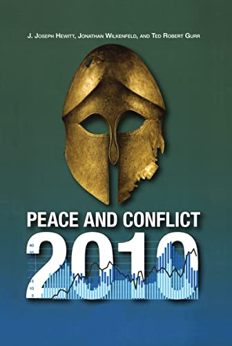 9781594517150: Peace and Conflict 2010