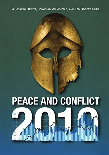 Peace and Conflict 2010: Hewitt, J. Joseph,