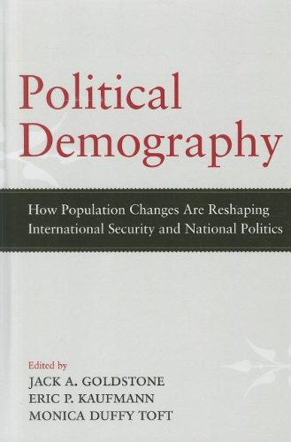9781594519482: Political Demography: How Population Changes Are Reshaping International Security and National Politics
