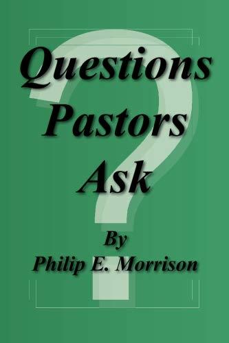 9781594522048: Questions Pastors Ask