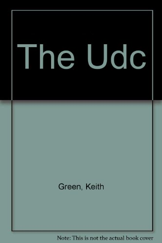 The UDC (9781594534379) by Keith Green