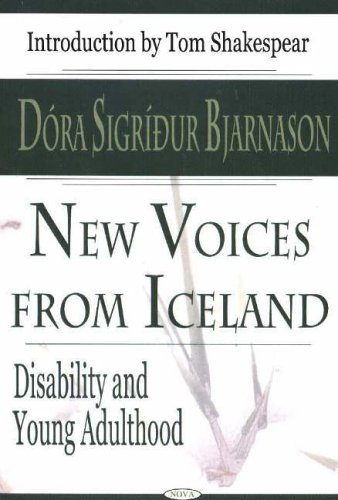 9781594541049: New Voices from Iceland: Disability and Young Adulthood