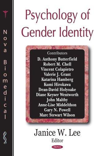 9781594542145: Psychology Of Gender Identity (Nova Biomedical)