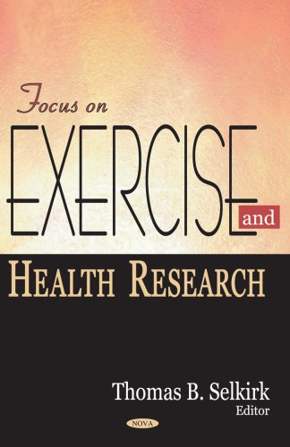Focus on Exercise And Health Research: Thomas B. Selkirk