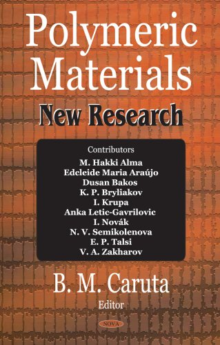 Polymeric Materials: New Research: Editor-B. M. Caruta;