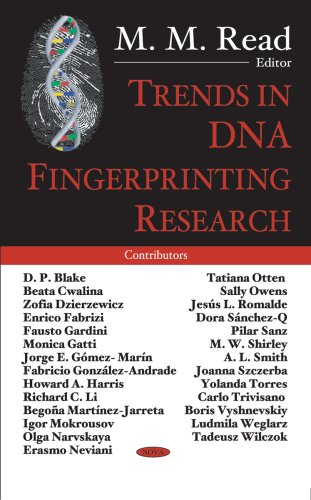 Trends in DNA Fingerprinting Research (Hardback)