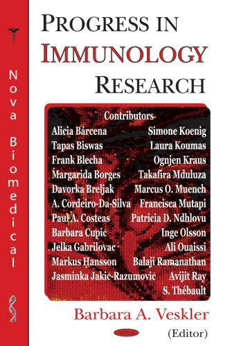 Progress in Immunology Research (Hardback)