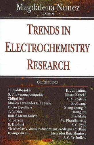 Trends in Electrochemistry Research