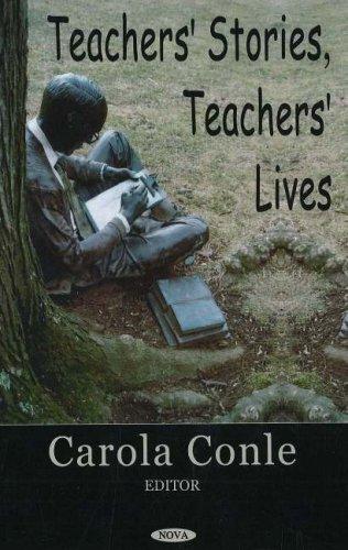 Teacher's Stories, Teacher's Lives: Conle, Carola, Hoffman,