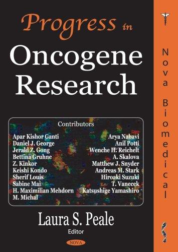 9781594545825: Progress in Ongogene Research