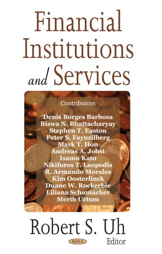 Financial Institutions Services (Hardback): Robert S. Uh