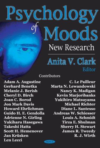 Psychology of Moods: New Research: Editor-Anita V. Clark