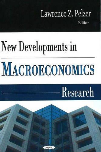 New Developments in Macroeconomics Research (Hardback)