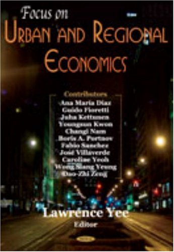 9781594547409: Focus on Urban And Regional Economics