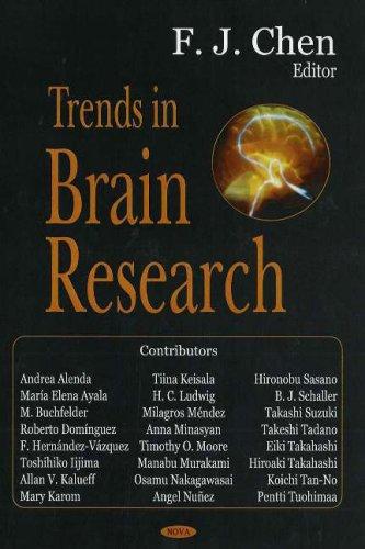 Trends in Brain Research: F. J. Chen