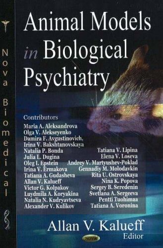 9781594548147: Animal Models in Biological Psychiatry (Nova Biomedical)