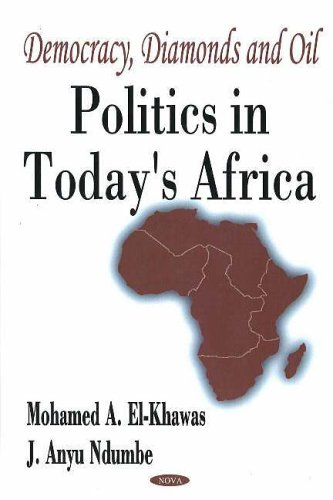 9781594548215: Democracy, Diamonds And Oil: Politics in Today's Africa