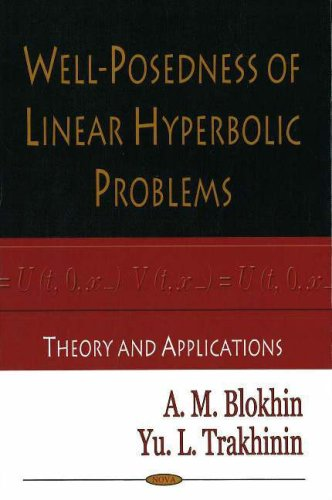 9781594549762: Well-Posedness of Linear Hyperbolic Problems