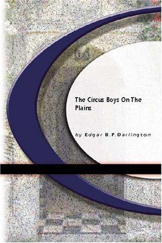 9781594569081: The Circus Boys On The Plains