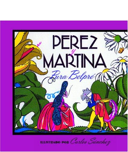 9781594577420: Perez y Martina