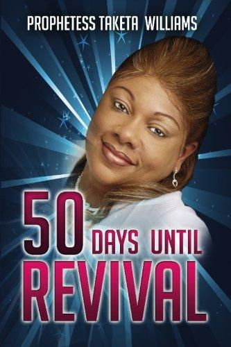 9781594579417: 50 Days Until Revival: none