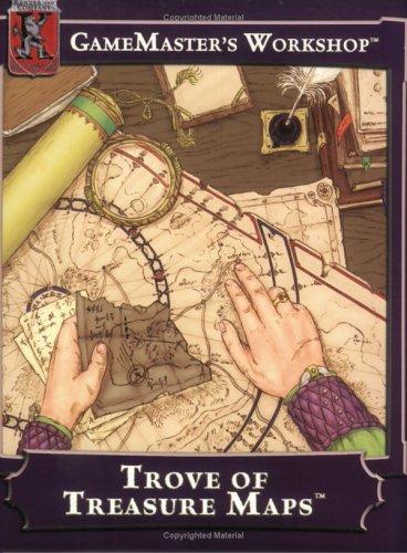 Trove of Treasure Maps: Jelke, Brian